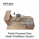 Pedal-Powered-Dirty-Water-Distillation-Device